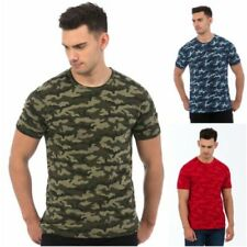 Basic Tee Army Regular Size T-Shirts for Men