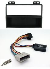 Ford Fiesta Mk6 02-05 Radio single DIN Instalación Facia Kit y tallo de control