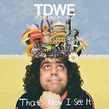 The Daniel Wakeford Experience (TDWE) - That's How I See It (NEW CD)