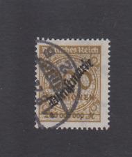 Deutsches Reich 1923  Dienstmarken  Mi.83    gest.