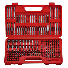 Craftsman Ultimate SCREWDRIVER BIT SET 208 PIECE Philips Slotted Torx Specialty