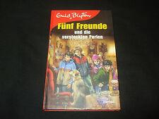 Enid Blyton - FÜNF FREUNDE und die versteckten Perlen  - gebundenes Buch