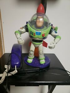 Rare Disney Buzz Lightyear Landline Phone The Big One