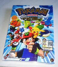 POKEMON MASTER QUEST The Complete ENG Anime TV Series Ep.1 - 64 End DVD Box Set