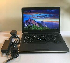 Windows 10 laptop core i5 8GB RAM 256GB SSD, New Battery, Dell Latitude E7440