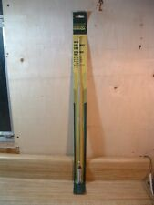 NEW REPLACEMENT AM/FM STAINLESS STEEL ANTENNA MAST ~ TELESCOPING, 3-SECTION, 40""
