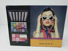 Shany Makeup Kit Eye Shadow/Blush/Powder - Vintage Gift Set Cruelty-Free