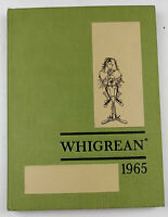 Whigrean 1965 Edina Morningside High School Yearbook Minnesota