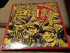 "I REFUSE - MIND THE GAP 12"" LP ITALY - PUNK"