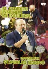El Espiritu Inmundo En La Iglesia DVD Stanislao Marino Musica Cristiana NEW