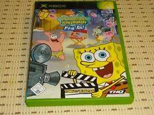 Spongebob Schwammkopf Film ab! für XBOX *OVP*
