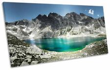 Canvas Blue Landscape Art Prints