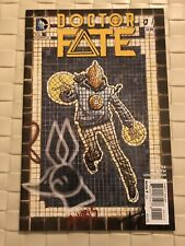 Doctor Fate #1 First Appearance Khalid Nassour Dr. Fate DC Movie Opted 2015