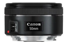 NEW Canon EF 50mm f/1.8 STM Lens Standard Auto Focus Lens BRAND NEW