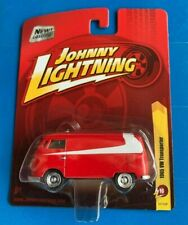 2011 Johnny Lightning VW Transporter