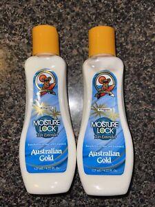 Australian Gold Moisture Lock Tan Extender 4.22 oz (2 pack)