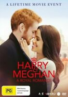 HARRY & MEGHAN : A ROYAL ROMANCE (DVD) (PAL) (REGION 2&4) NON USA FORMAT