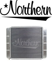"Northern 209661B Customizable Aluminum Radiator 20"" x 16"" Crossflow or Downflow"