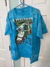 Lithuania Skullman Basketball T-Shirt Grateful Dead Style Size XL 2004 Tie-Dye
