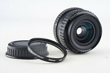 SMC Pentax A 28mm f/2.8 Wide Angle Lens with Rear Cap & UV for K Mount V10