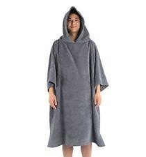 Winthome Soft Microfibra cambiando Asciugamano con cappuccio, Terry Modifica Robe per gli uomini (gr