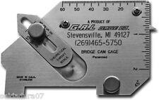 Professionale Ispezione Calibro Saldatore Bridge Cam - Gage Galgage - Made in