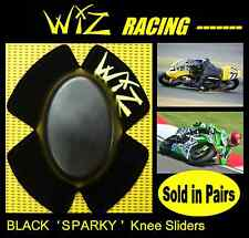 WIZ SPARKY BLACK KNEE SLIDER