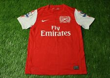 ARSENAL LONDON ENGLAND 2011-2012 FOOTBALL SHIRT JERSEY HOME NIKE ORIGINAL YOUNG