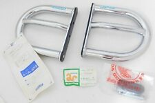 NOS Hondaline Honda CB 650 CB650 Case Engine Motor Guard Kit Set OEM 08151-42650