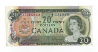 Canada 1969 $20 Beattie/Rasminsky Replacement *EX in Condition Very Fine Plus!