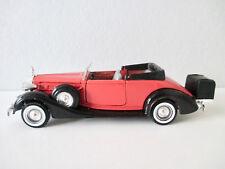 Packard Cabriolet 1937 - Solido 1/43