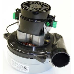 Ametek Lamb 116392-00 Vacuum Motor Blower, Tangential, 2 Stage, 1 Speed