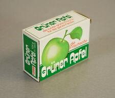 NEU Grüner Apfel Luhns Wuppertal 125g Seife in OVP Sammlerobjekt unbenutzt