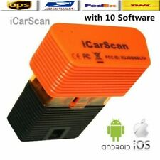 2020 Icarscan Super Launch X431 Idiag Vpecker Easydiag m-diag Online+10 Softwar