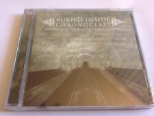 Buried Inside - Chronoclast CD ( 2004 Relapse Records) Metal