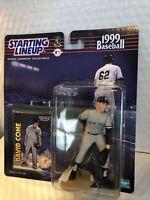 David Cone Starting Lineup 1999 MLB New York Yankees
