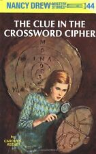 The Clue in the Crossword Cipher (Nancy Drew, Book