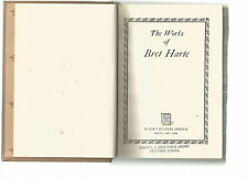 Selected Western Stories and Poems: The Works of Brett Harte