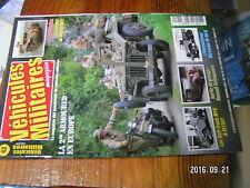 1µ?? Revue Vehicules Militaires n°42 Half-Track M15 Harvester M-5H Panzerjager
