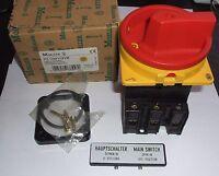 Moeller Einbau- Hauptschalter Einbau-Lasttrennschalter P3-100/V/SVB NEU,OVP
