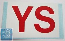 YS Pontiac 400 Ram Air Automatic Engine Code Decal