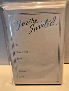 """American Greetings """"You're Invited"""" Invitation 20 Ct NEW"""