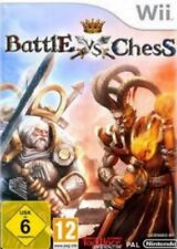 Nintendo Wii +Wii U Battle vs Chess Neuwertig