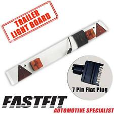 FastFit 1.5m Trailer Light Board for use on trailers, boats cycle carriers