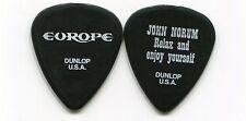 EUROPE 2012 Bones Tour Guitar Pick!!! JOHN NORUM custom concert stage Pick #1