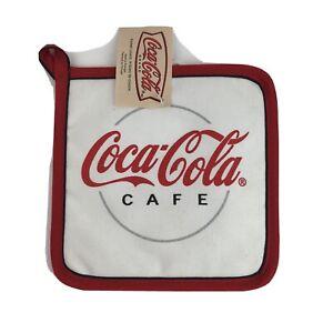 Coca Cola Cafe Pot Holder 8 Inch Kay Dee Designs RN64597