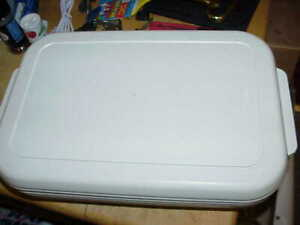 Aladdin Tempreserve ICC500 9x13 Insulated Casserole HOT or COLD Dish Carrier USA