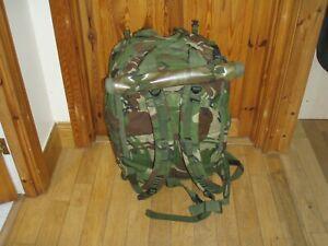 British Army, Rucksack DPM, IRR. Genuine.