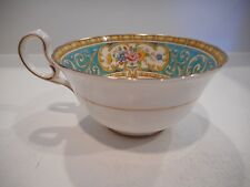 RARE!! VINTAGE!! AYNSLEY ROCHESTER PATTERN CUP ONLY MADE IN ENGLAND