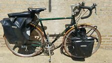 Waterford Touring Surly Rivendell Salsa Commuter Ortlieb Touring Bike...